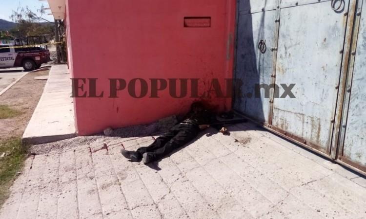 Padre mata al asesino de su hijo en Tilapa