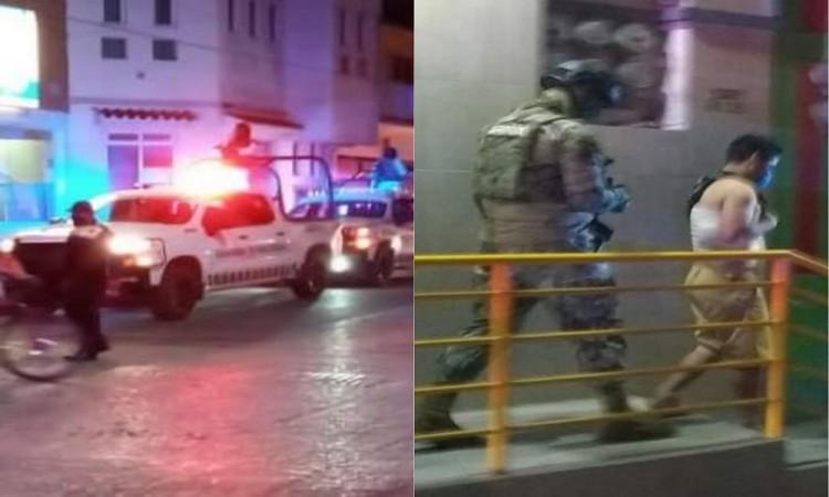 Un muerto y cuatro detenidos tras enfrentamiento entre huachicoleros y fuerzas armadas