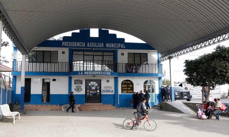 Pobladores de La Resurrección toman instalaciones por conflicto de pozo de agua