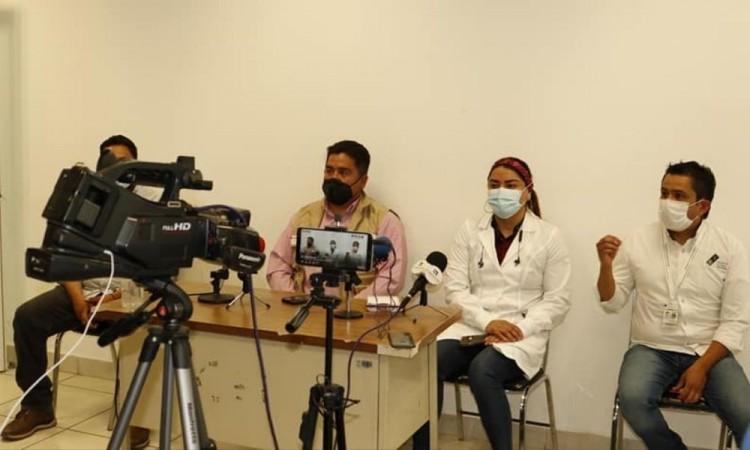 Detallan plan de vacunación antiCovid  en Chignahuapan…pero no hay fecha de arranque