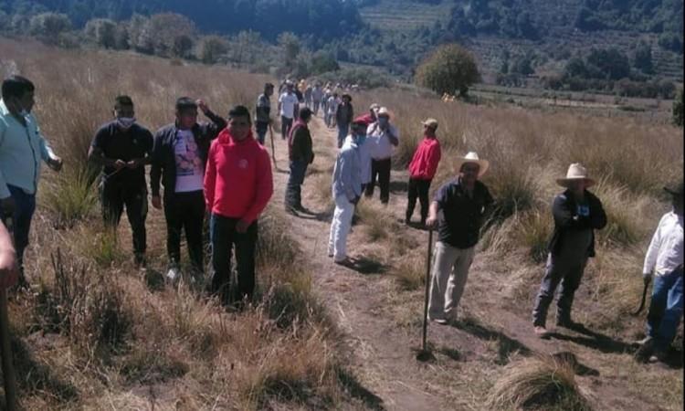 Conflicto Puebla-Morelos continúa, disputan mil 600 hectáreas y un manantial
