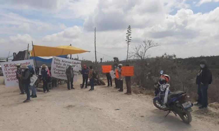 Sin fecha para liberar el relleno sanitario de Coapan; faltan acuerdos