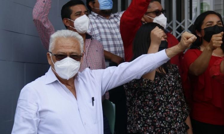 Lisandro Campos quiere continuar proyecto en Tepexi de Rodríguez