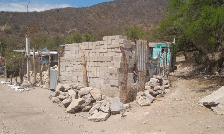 Aumenta venta de terrenos irregulares en San Lorenzo Teotipilco