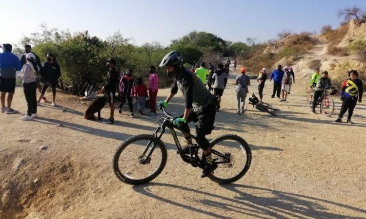 Con operativo de seguridad buscan inhibir asaltos en zonas deportivas  de Tehuacán