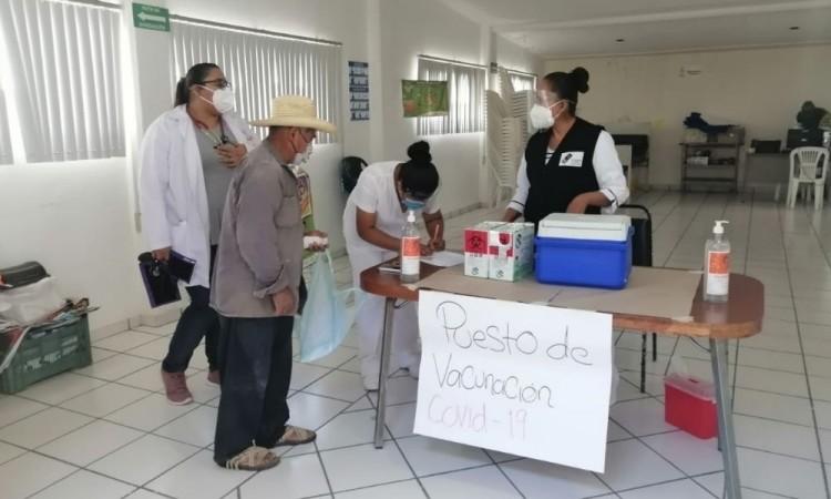 Este jueves arranca segunda etapa de vacunación antiCovid en Acatlán