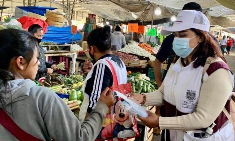 Por prevención, Tehuacán extenderá 2 meses más el uso obligatorio del cubrebocas