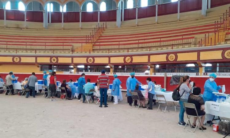 Inicia jornada de vacunación en Teziutlán
