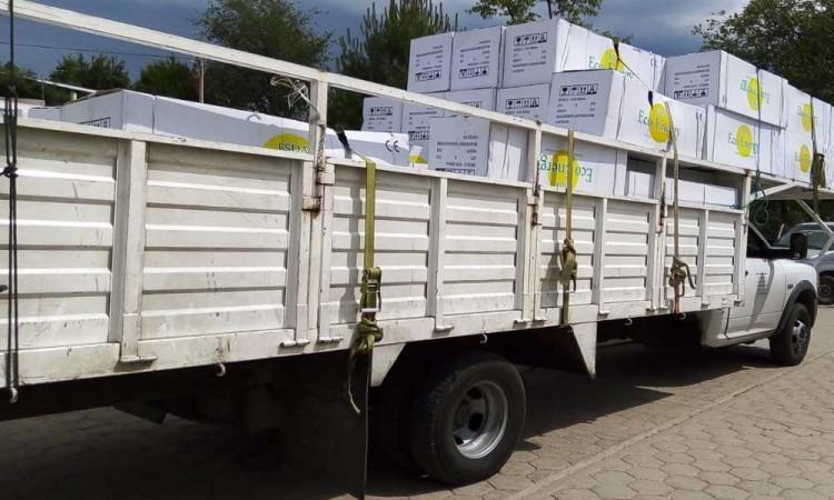 PT denuncia que PRI realiza compra de votos con calentadores solares en Ixtacamaxtitlán