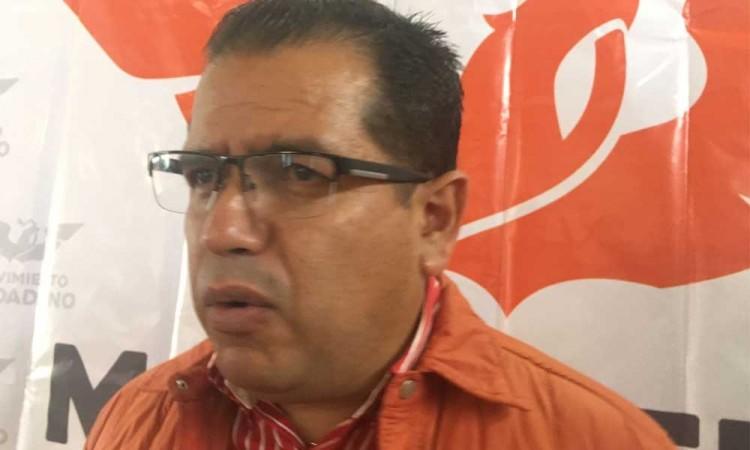 Impugnará Movimiento Ciudadano resultado de elección en Texmelucan