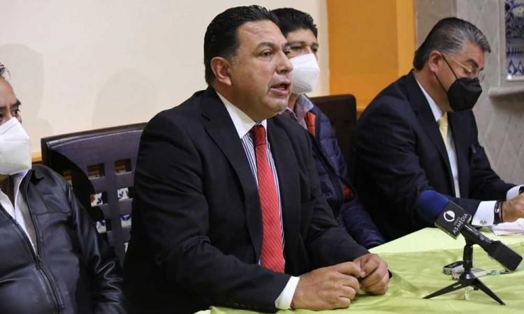 Sin sentido las impugnaciones en Huitzilan y Ocoyucan: Saravia