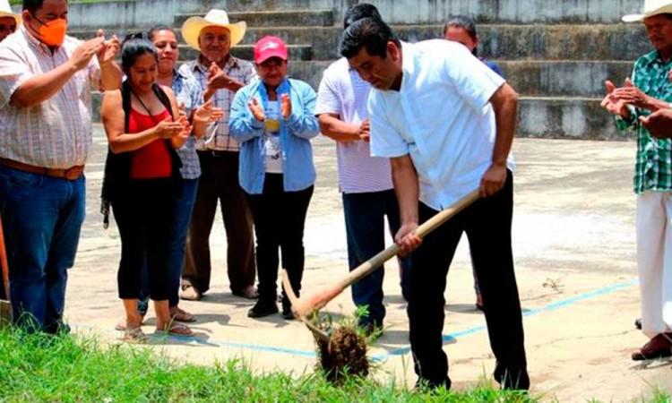 ¡La educación primero! Primaria de Pezmata contará con techado