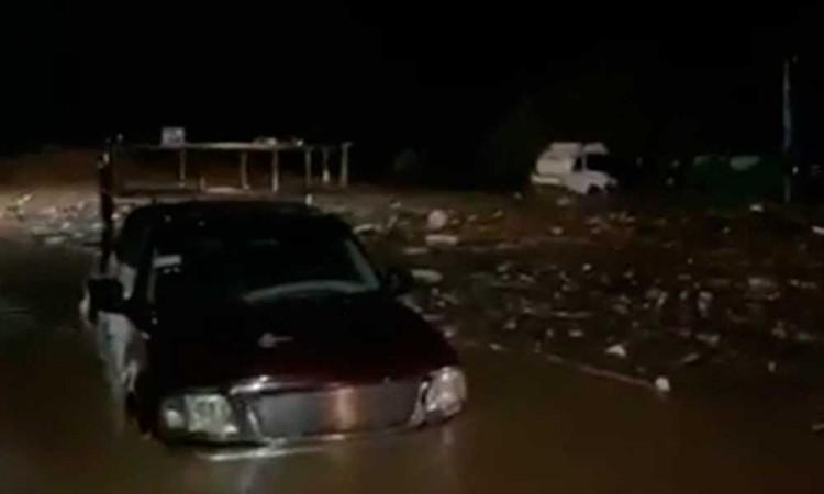 Tormentas en Piaxtla matan a un hombre y dejan daños en viviendas