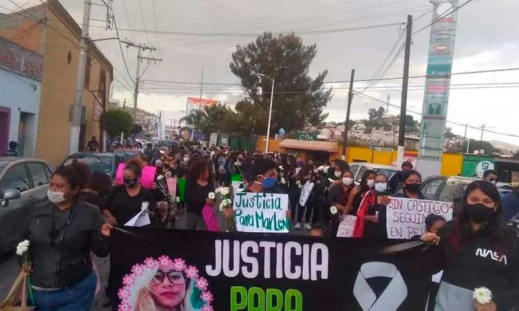 Exigen justicia para Marlen, la joven asesinada en Atlixco