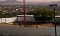 Remodelación de la plazuela de danza en cerro de San Miguel en Atlixco, se encuentra detenida