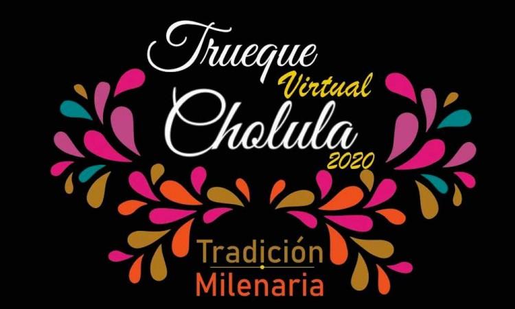 Adaptan el milenario trueque de Cholula de manera virtual