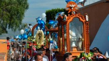 Virgen de los Remedios no bajará este año en Cholula
