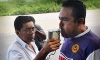 Reactivan operativo Alcoholímetro en San Andrés Cholula
