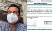 Confirma Luis Alberto Arriaga que contrajo Covid-19