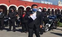No me descarto para reelección: Luis Alberto Arriaga