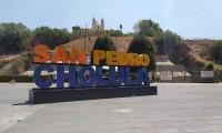 Piden a turistas no asistir a recargar energía este fin de semana en Cholula
