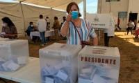 """Entre oposiciones se desarrolló """"consulta indicativa"""" del PAN en San Andrés Cholula"""