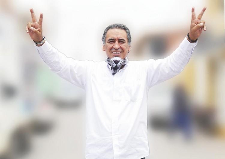 Humberto Aguilar Coronado, un hombre de convicciones