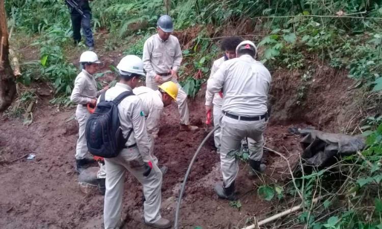 Huauchinango entre los 50 municipios con más tomas clandestinas