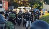 Recupera Gobierno Federal Subestación eléctrica en Huauchinango