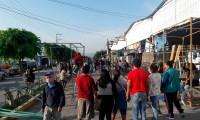 Informales se instalan a la fuerza en Izúcar de Matamoros