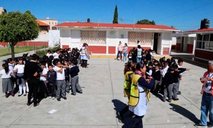 Escuelas privadas de Texmelucan sufren bajas escolares para siguiente ciclo