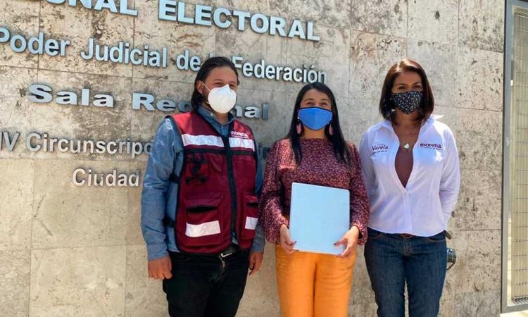 Impugnan candidatura de Mauricio Toledo para diputado federal por Texmelucan
