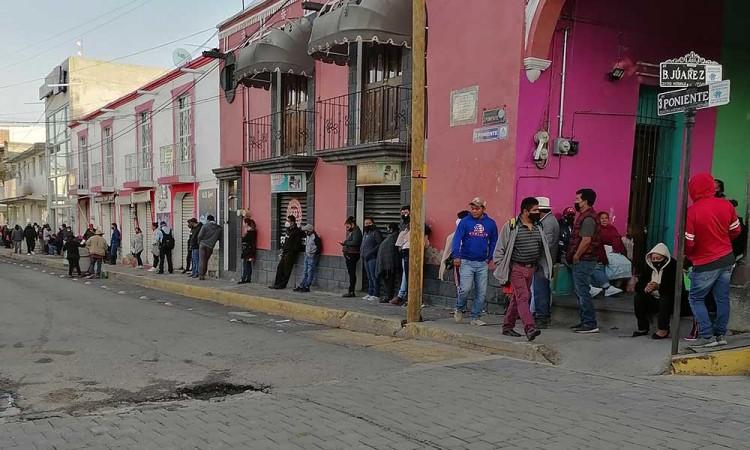 Tecamachalco registra 198 casos de Covid-19