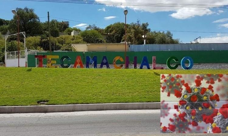 Incrementan contagios de coronavirus en Tecamachalco