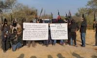 Autodefensas de Tecamachalco piden a la alcaldesa Marisol Cruz García de solución a la delincuencia