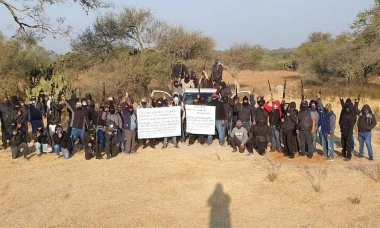 """Sicarios de """"El Toñín"""" aliados de supuestos autodefensas en Tecamachalco: SSP"""