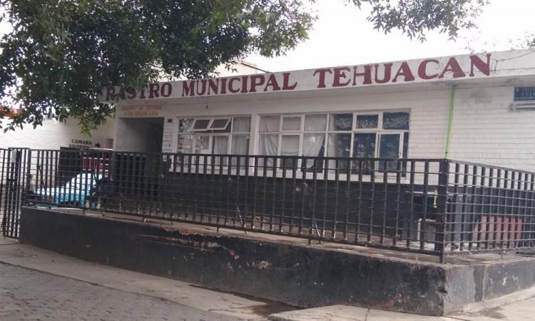 Clausuran 5 rastros clandestinos en Tehuacán