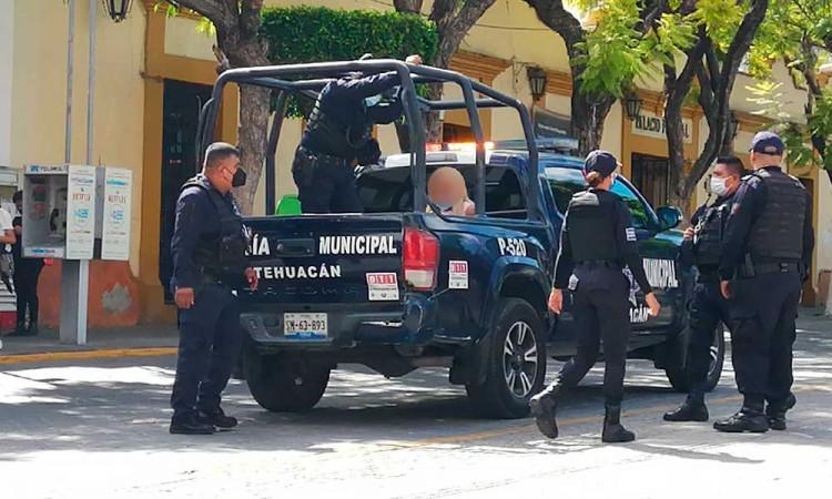 Tehuacán retira a sexoservidoras del centro de la ciudad