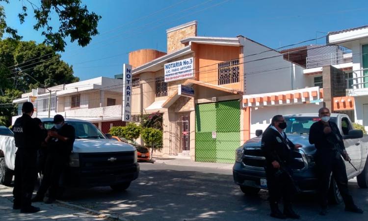 Catean Notaría número 3 en Tehuacán por presuntas irregularidades