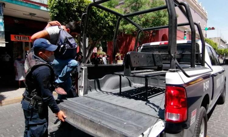 50 por ciento de los delincuentes en Tehuacán quedan libres por falta de denuncias