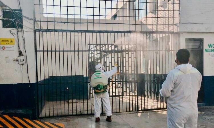 Siete internos de Cereso de Zacatlán se contagian de Covid-19