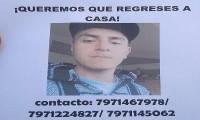 Continúa la búsqueda de Juan Jesús Aguilar en las calles de Zacatlán