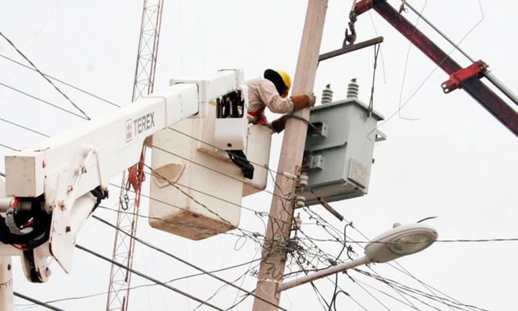 Anuncian aumento en tarifas de electricidad