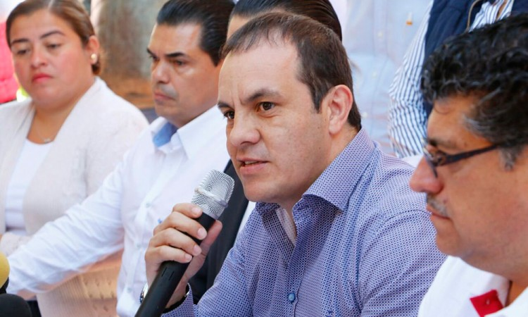"""Abandona """"Cuau"""" juicio político contra Graco"""