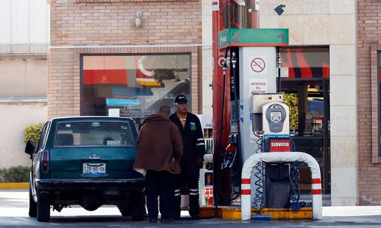 Pemex llama a evitar los bloqueos de gasolineras