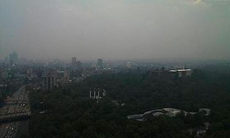 Peligro de contingencia ambiental  en la Ciudad de México