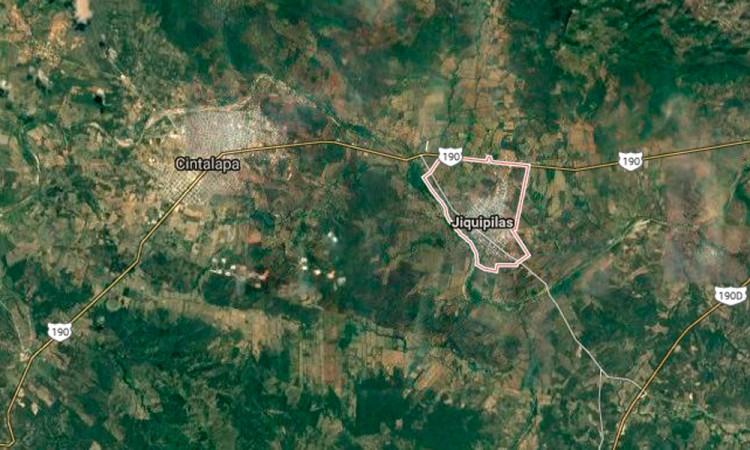 Cae avión militar en Chiapas; hay dos muertos