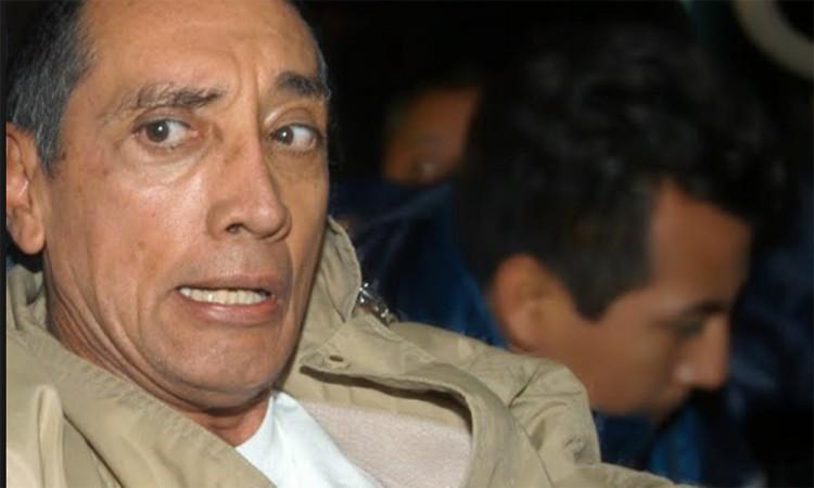 Mario Villanueva Madrid llega a México