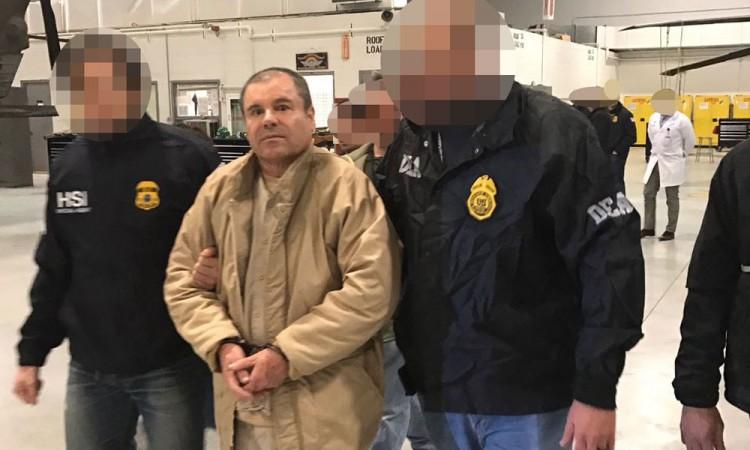 Evade El Chapo la pena de muerte de EU