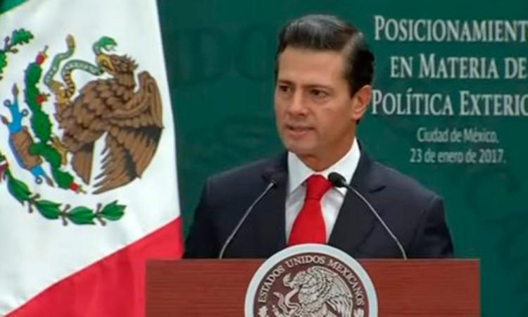 Buscará México fortalecer acuerdos comerciales fuera de EU